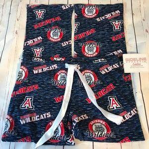 Sideline Apparel Arizona Wildcats Sleep Pa…
